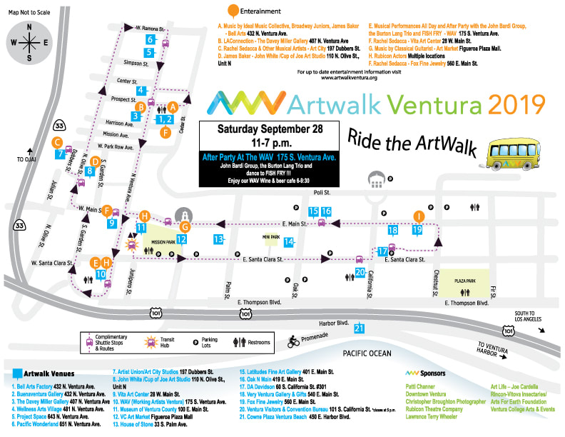Map & Directions - ArtWalk Ventura Directions Of Map on texas map directions, map projection, aerial photography, satellite imagery, set of directions, contour line, early world maps, maps get directions, book of directions, road map directions, global positioning system, geographic information system, geographic coordinate system, global map, custom map directions,